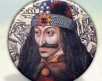 Vlad The Impaler Pocket Mirror