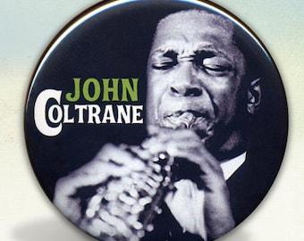 John Coltrane Pocket Mirror tartx