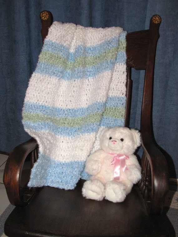 Baby Clouds Blankie