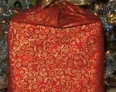 Handmade Reusable Cloth Gift Bag