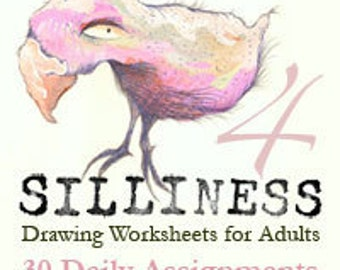 Online Class - 30 SILLY Worksheets PDF - SESSION 4
