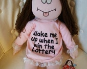 Comic Strip Cathy Doll by Cathy Guisewite Cartoonist