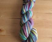 DRAGONFLY - SOFT Handpainted Sunshine Yarns Superwash