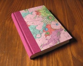 Moon Map Notebook
