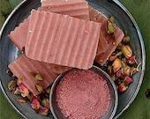 Natural Rose Clay Soap