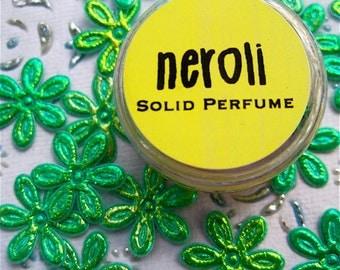 Neroli Solid Perfume
