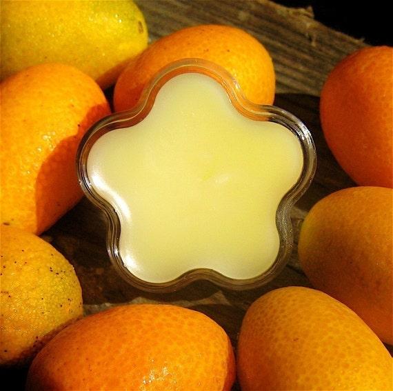 Kumquat Solid Perfume