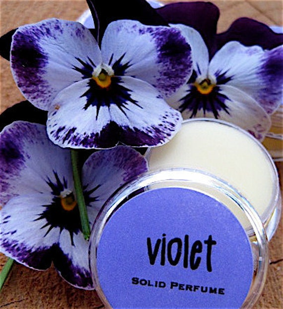 Solid Perfume, Violet