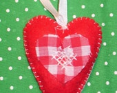 Heart Ornament SALE