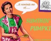 Sumthin Pumpkin Vegan Body Spritz