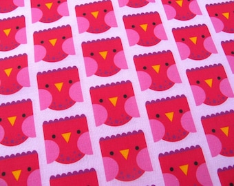 Hootie cuties - original fabric design - limited edition