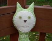 Green Cat 85