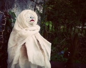 Bean Sidhe, Banshee Art Doll - Handmade in Ireland