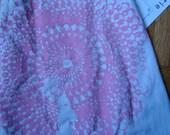 pink masala scarf