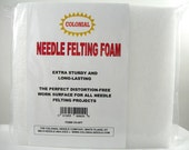 Felting Needle Foam by Colonial