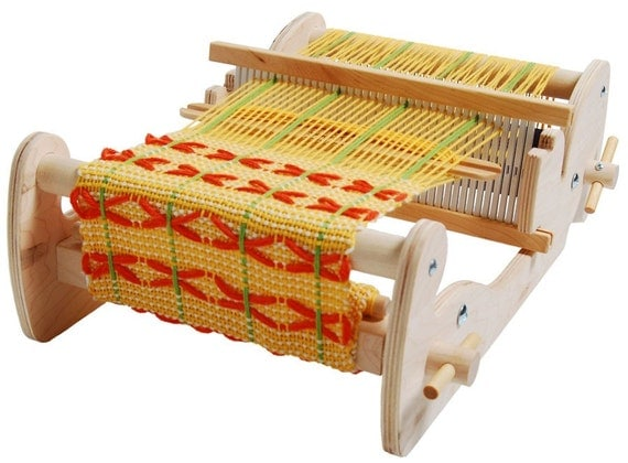 The Cricket Loom - Rigid Heddle Loom - COMPLETE KIT - NEW PRODUCT by Schacht Spindle Company - LEARN TO WEAVE EASY - GREAT PRICE