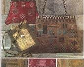 Vogue Handbag pattern uncut