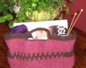 Felted Bag Kit - The Zipper