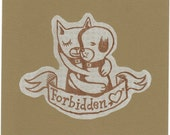 Forbidden Love Mini Print