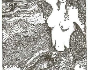 Selkie Soul Zine by Megan Noel