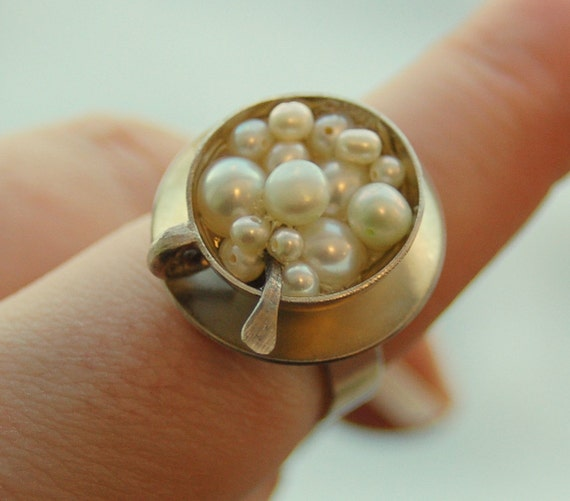 Cappucino Bling Ring