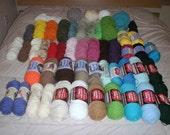 Yarn Lot Stash-a-thon