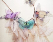 Simply Butterfly Necklace Made to order