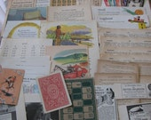 Vintage Ephemera Pack