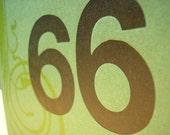 Kerbloom 66 letterpress zine