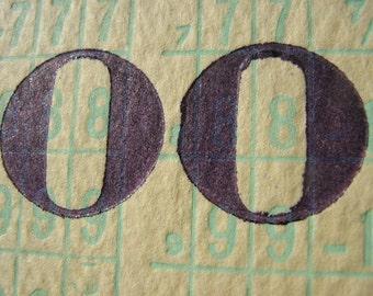 Kerbloom 78 letterpress zine