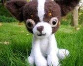 Mochi the Chihuahua Amigurumi