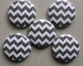 Chevron Button ог Magnet Single