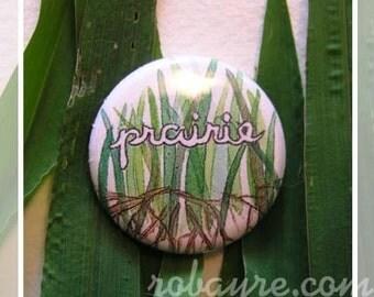 Prairie Grass Button