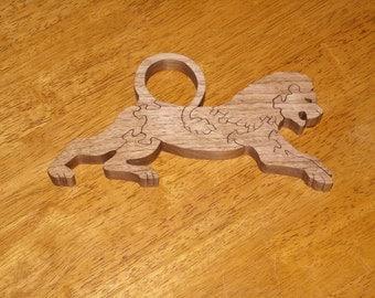 Zodiac Leo The lion Puzzle