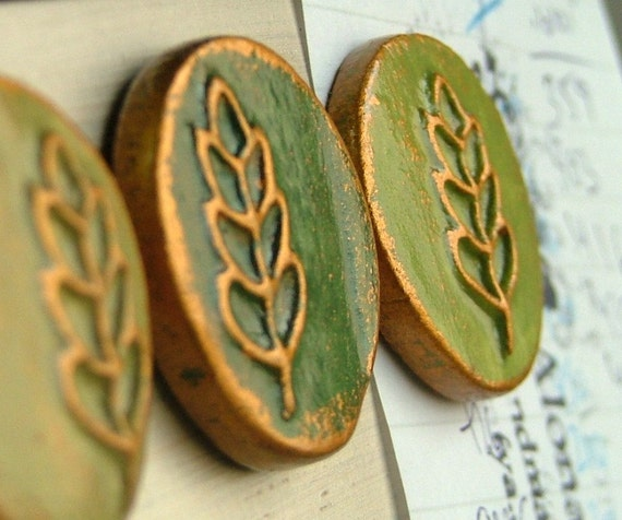 Triplet wheat magnets