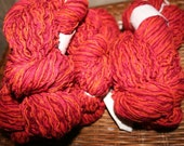 cotton blend reclaimed recycled yarn