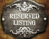 Reserved Set -