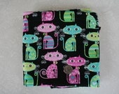 Cute Kitty fabric by Michael Miller