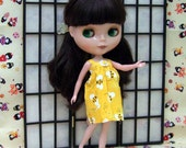 Bumble Bee Jumper Dress (DS20)