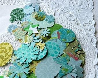 Paper Shapes Confetti