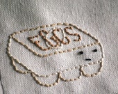 Baker's Best Ingredient Friends - Kitchen Embroidery Pattern