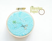 The Embroidery Project: Re-Sized - Online Class Registration