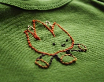 Happy Campers - Outdoors Camping PDF Embroidery Pattern