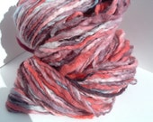 Scrunchy Soft Merino Yarn Thick and Thin