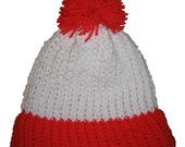 Where's Waldo-style Knit Cap