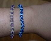 Blue Yonder Crystal Bracelet