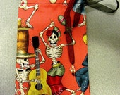 Day of the Dead eyeglass case 2