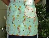 Mermaid themed apron