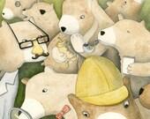 Sleuth of Bears