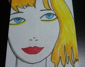 you can tell me anything aceo original